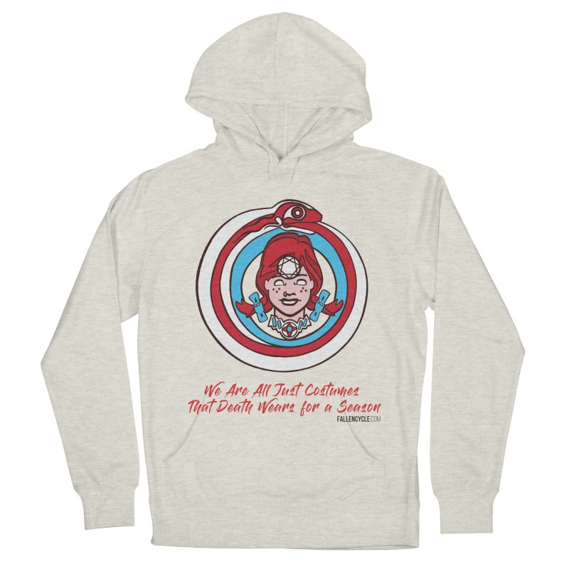 Lilly's Men's French Terry Pullover Hoody by The Fallen Cycle: Merch