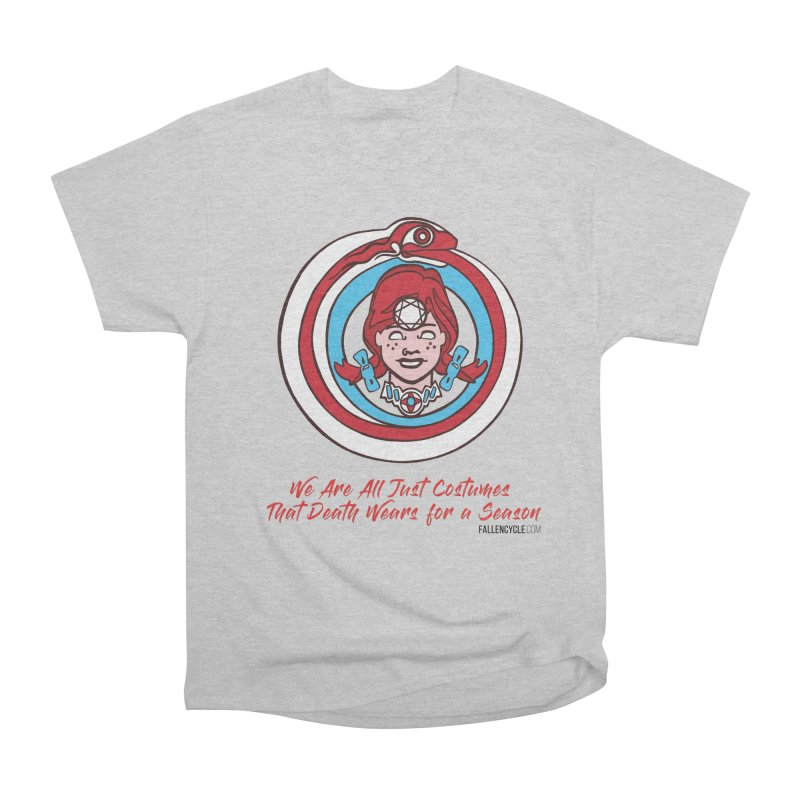 Lilly's Men's Heavyweight T-Shirt by The Fallen Cycle: Merch