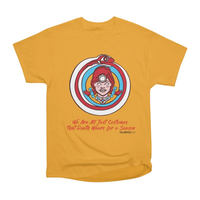 Lilly's Women's Heavyweight Unisex T-Shirt by The Fallen Cycle: Merch