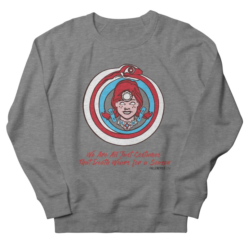Lilly's Men's French Terry Sweatshirt by The Fallen Cycle: Merch