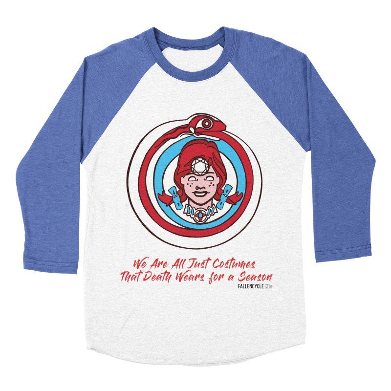 Lilly's Women's Baseball Triblend Longsleeve T-Shirt by The Fallen Cycle: Merch