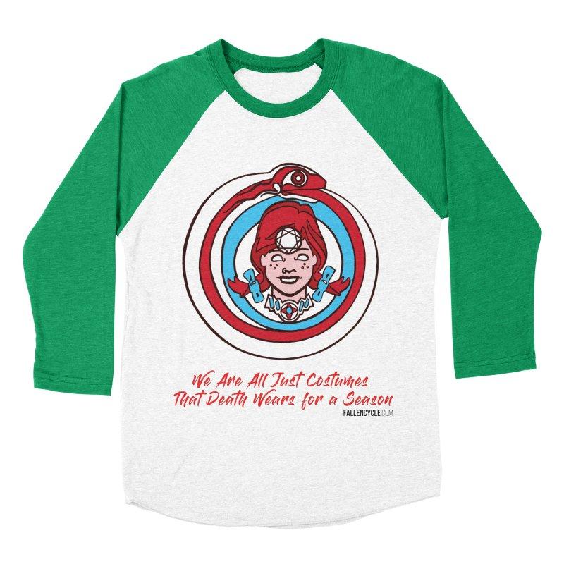 Lilly's Men's Baseball Triblend Longsleeve T-Shirt by The Fallen Cycle: Merch