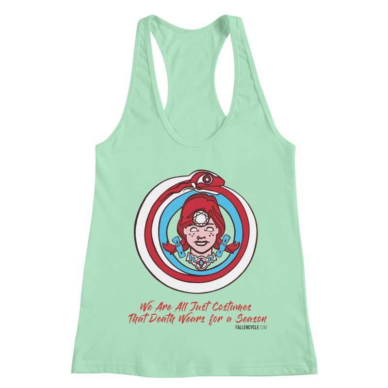 Lilly's Women's Racerback Tank by The Fallen Cycle: Merch
