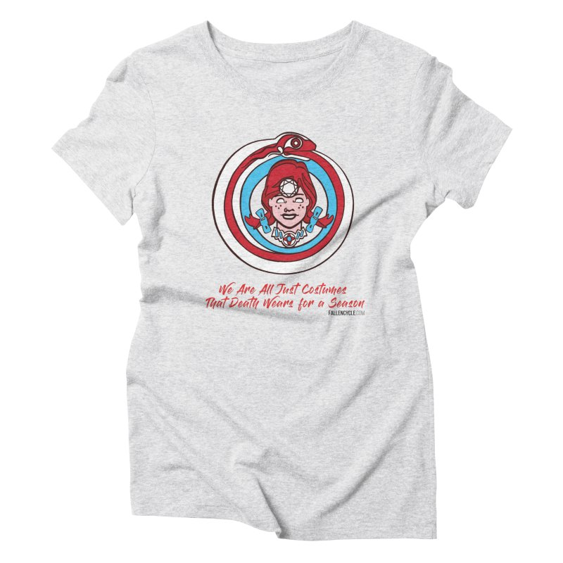 Lilly's Women's Triblend T-Shirt by The Fallen Cycle: Merch