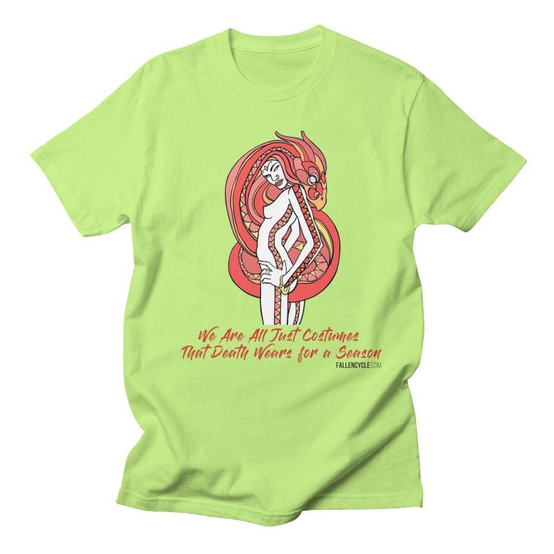 Lilith, Serpent Women's Regular Unisex T-Shirt by The Fallen Cycle: Merch
