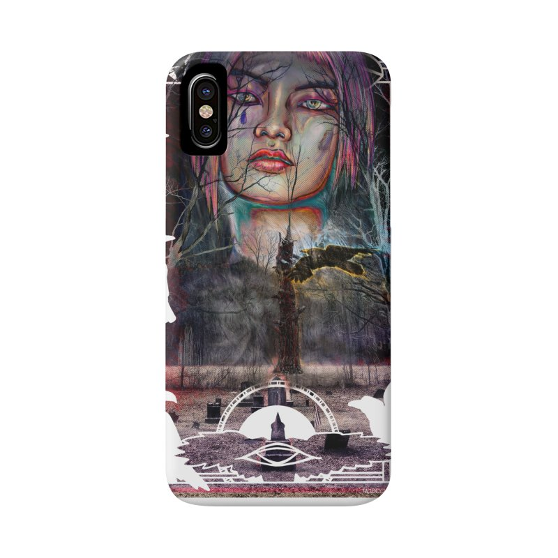 The Shaman's Granddaughter Accessories Notebook by The Fallen Cycle: Merch