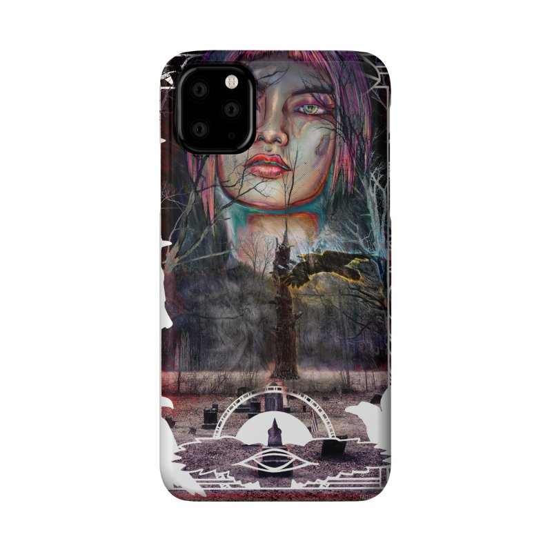 The Shaman's Granddaughter Accessories Phone Case by The Fallen Cycle: Merch