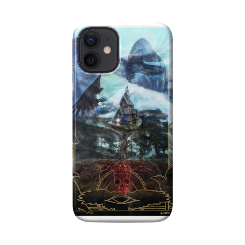 Journey to the House of Bones Accessories Phone Case by The Fallen Cycle: Merch