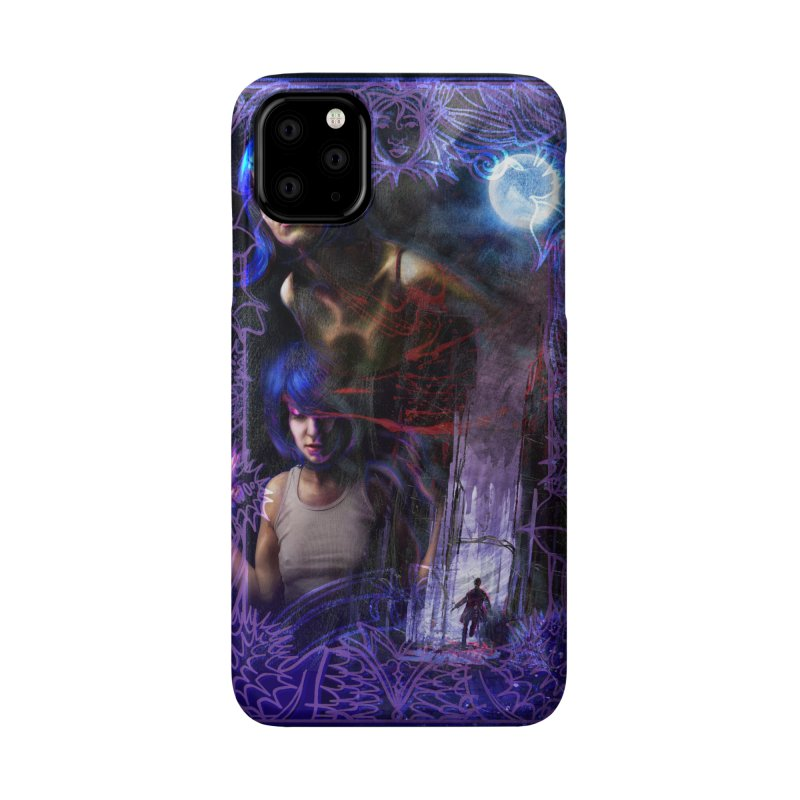 The Spring Tree Returns Accessories Phone Case by The Fallen Cycle: Merch