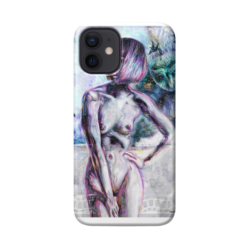 The Owl Accessories Phone Case by The Fallen Cycle: Merch