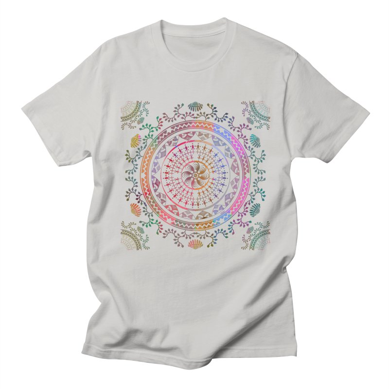 Mandala Men's T-shirt by Famenxt