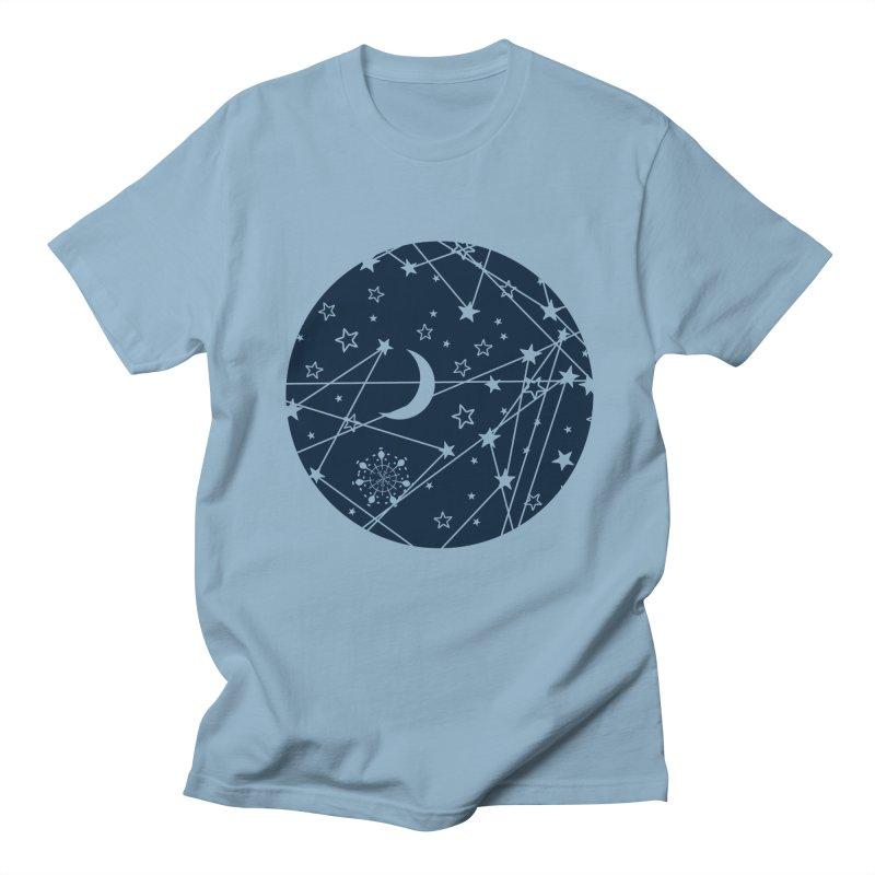 My Space Men's Regular T-Shirt by Famenxt