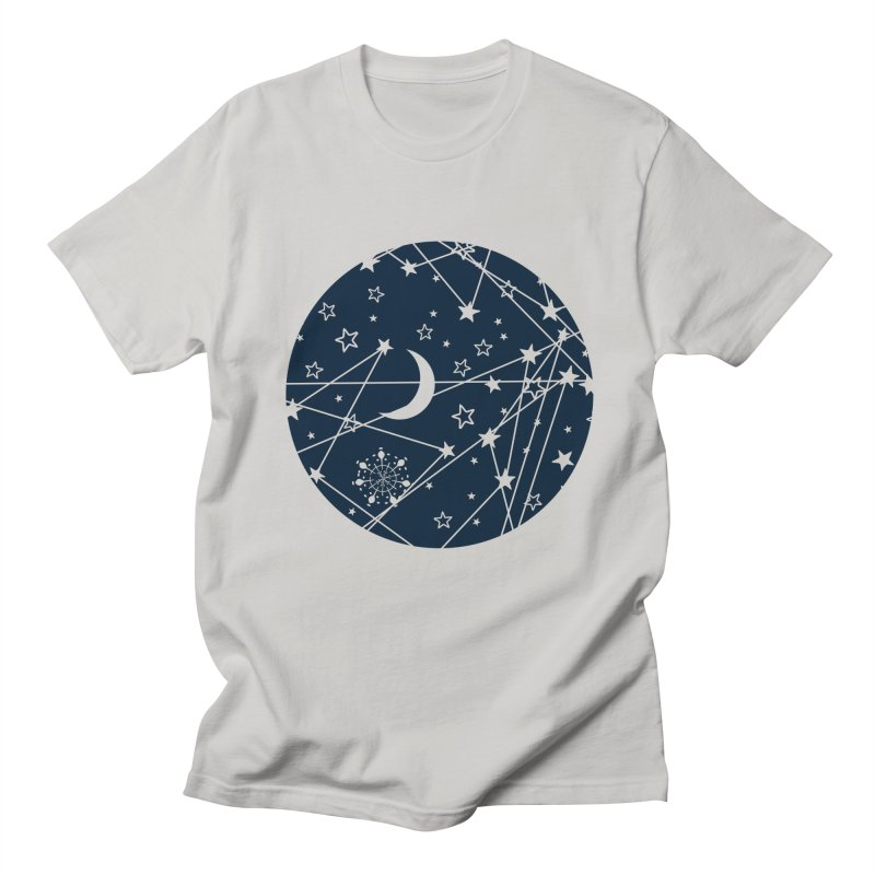 My Space Men's Regular T-Shirt by Famenxt