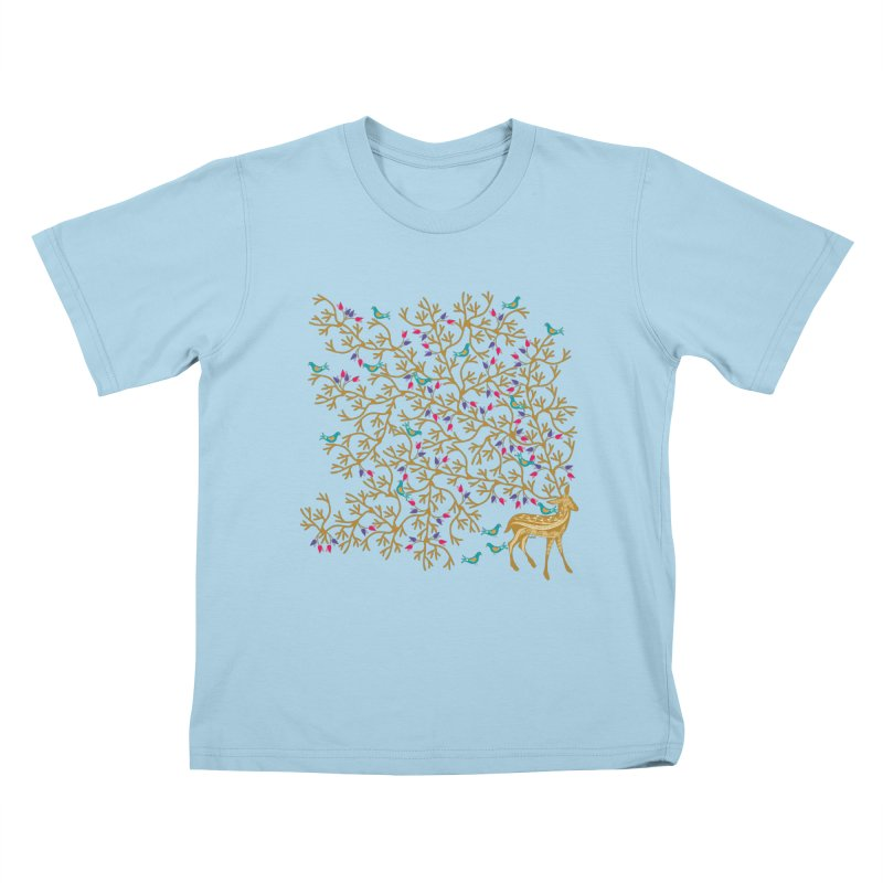 Beautiful Burden Kids T-Shirt by Famenxt