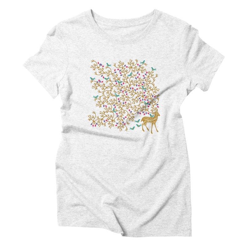 Beautiful Burden Women's Triblend T-shirt by Famenxt