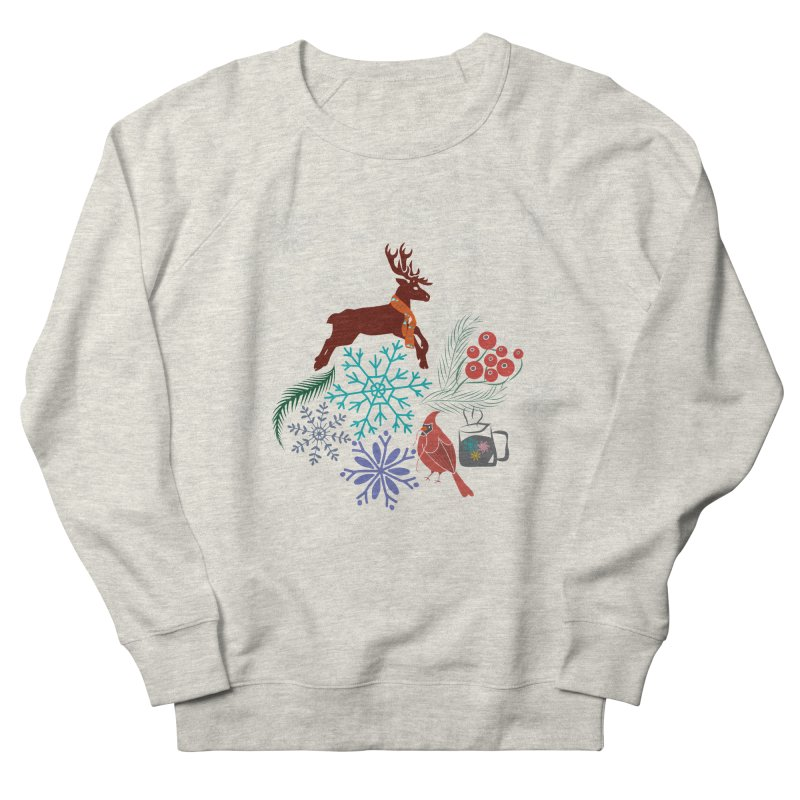 Winter Vibes Men's Sweatshirt by Famenxt