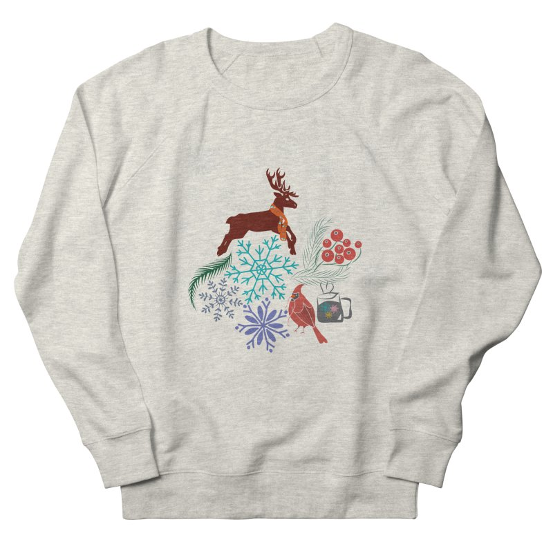 Winter Vibes Women's Sweatshirt by Famenxt