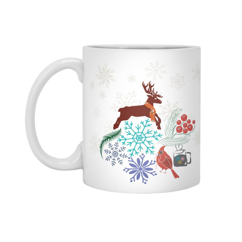 Winter Vibes Accessories Mug by Famenxt