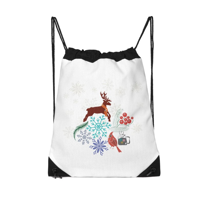 Winter Vibes Accessories Bag by Famenxt