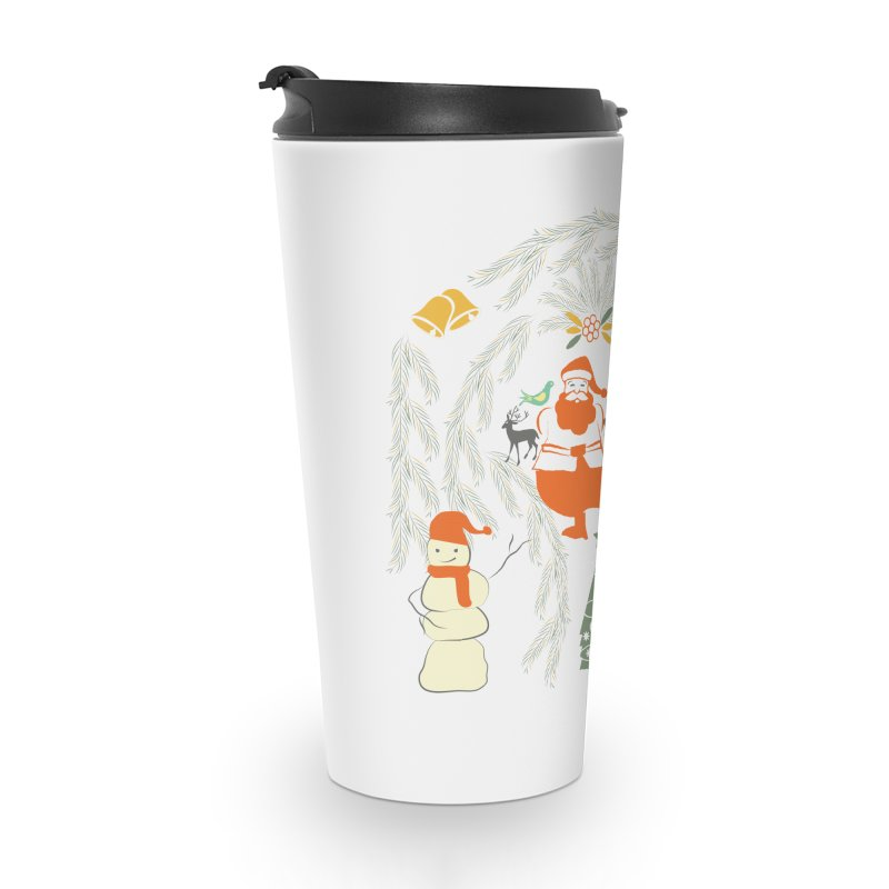 Joyous Christmas Accessories Mug by Famenxt