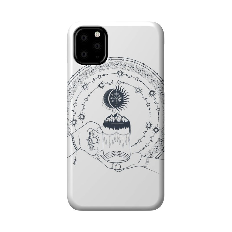 My Bohemian World from my15bohemianart Collection Accessories Phone Case by Famenxt