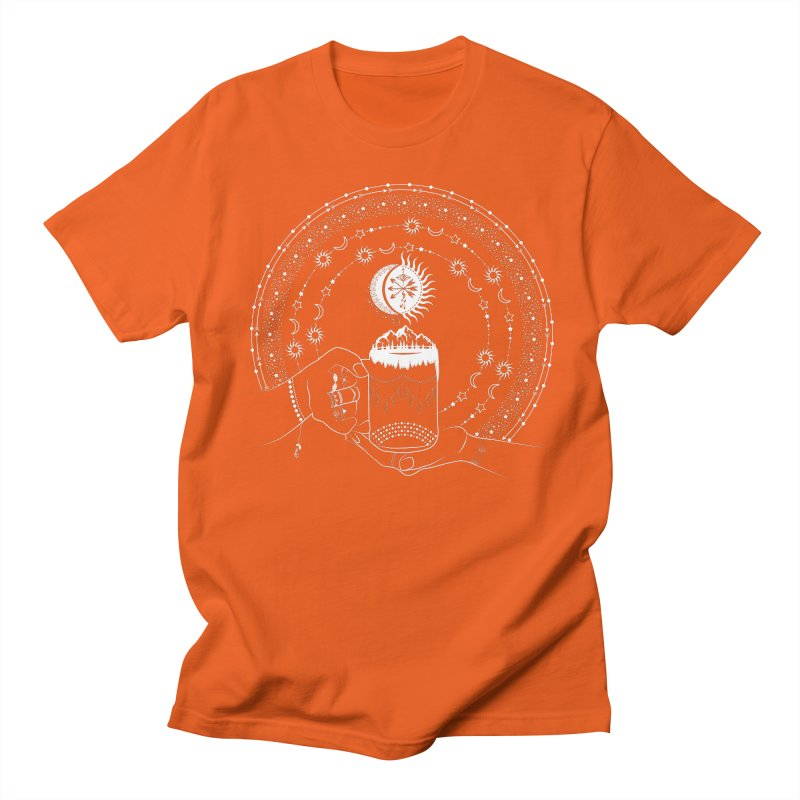 My Bohemian World from my15bohemianart Collection Women's Regular Unisex T-Shirt by Famenxt