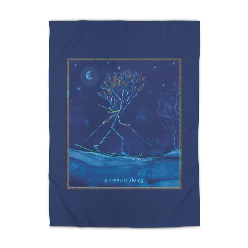 x countree Home Rug by Family Tree Artist Shop