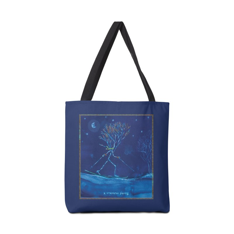 x countree Accessories Bag by Family Tree Artist Shop