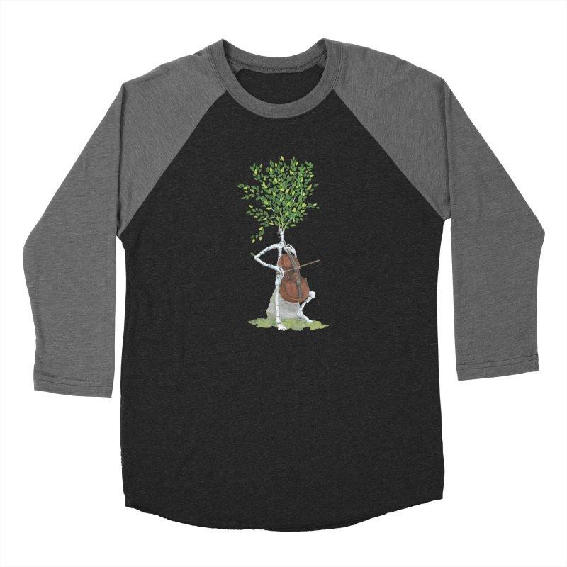cello Men's Longsleeve T-Shirt by Family Tree Artist Shop