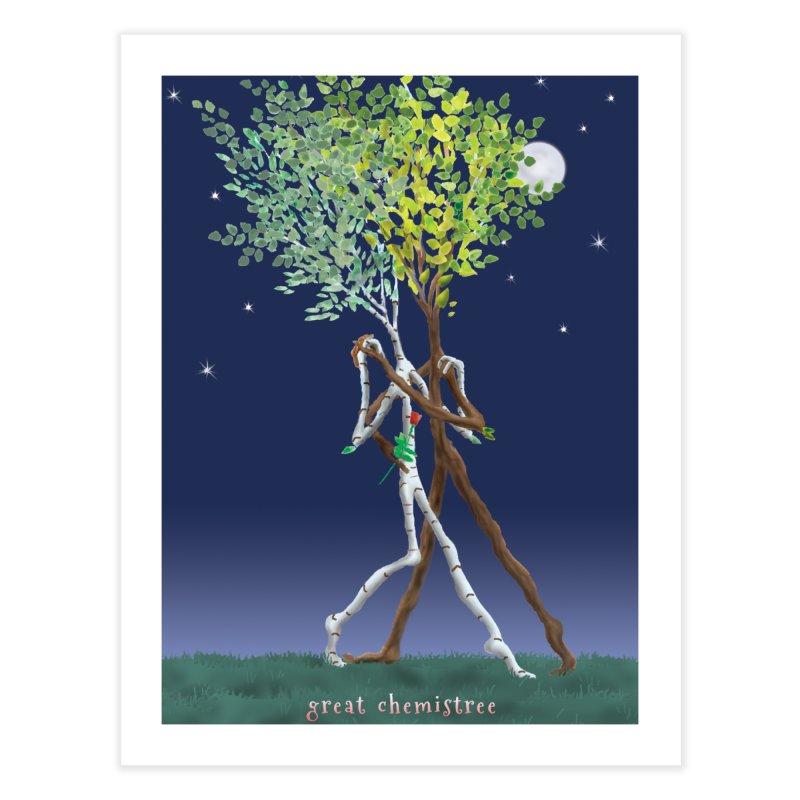 Great Chemistree Home Fine Art Print by Family Tree Artist Shop