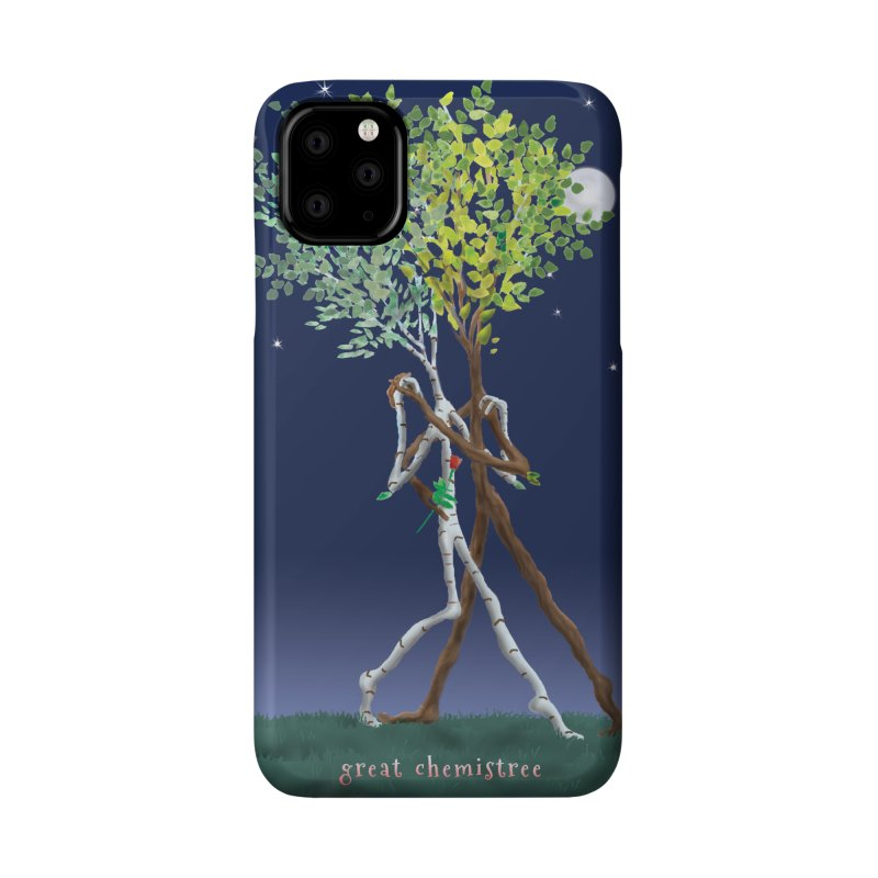 Great Chemistree Accessories Phone Case by Family Tree Artist Shop