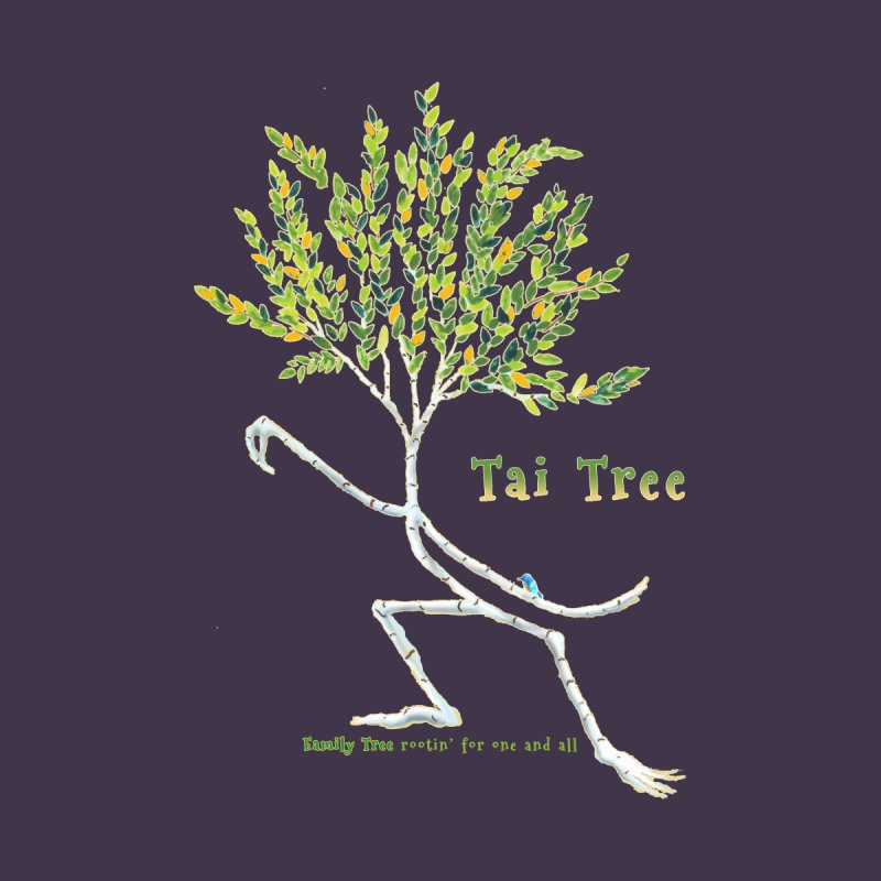 Tai Tree Men's Sweatshirt by Family Tree Artist Shop