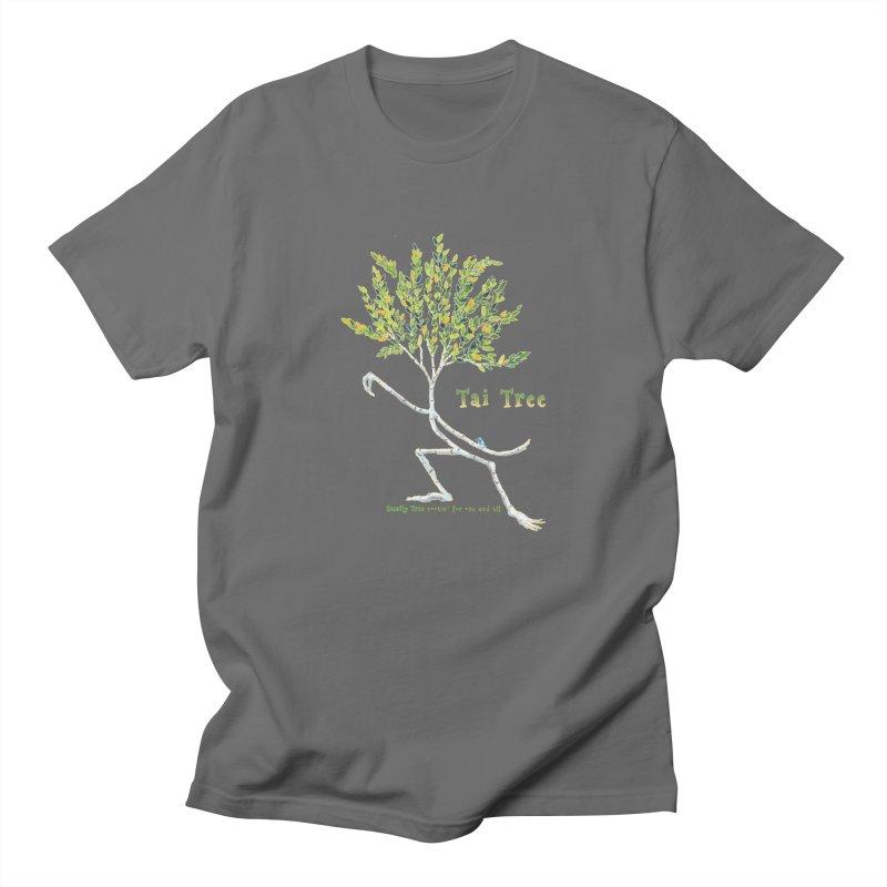 Tai Tree Men's T-Shirt by Family Tree Artist Shop