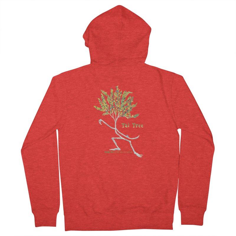 Tai Tree Women's Zip-Up Hoody by Family Tree Artist Shop