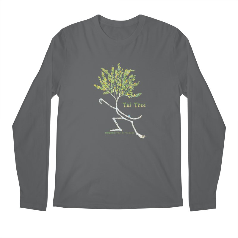 Tai Tree Men's Longsleeve T-Shirt by Family Tree Artist Shop