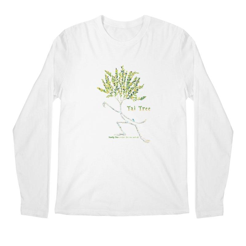 Tai Tree Men's Longsleeve T-Shirt by Family Tree Artist Shop
