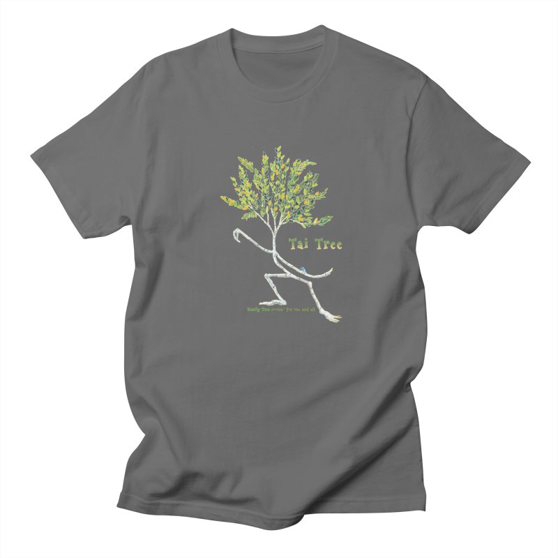 Tai Tree Men's T-Shirt by Family Tree Artist Shop