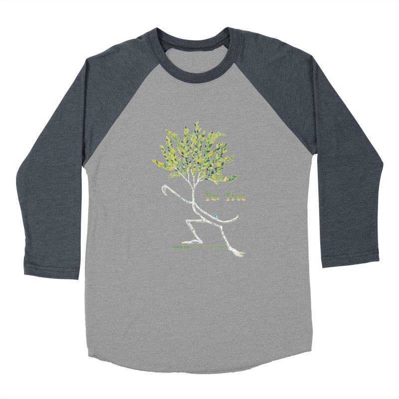 Tai Tree Men's Baseball Triblend Longsleeve T-Shirt by Family Tree Artist Shop