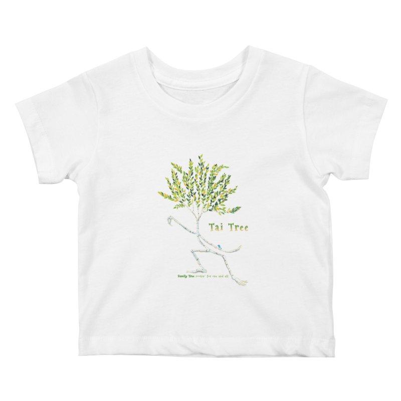 Tai Tree Kids Baby T-Shirt by Family Tree Artist Shop