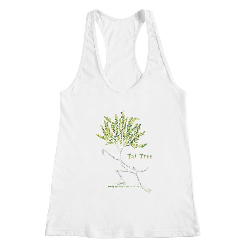 Tai Tree Women's Tank by Family Tree Artist Shop