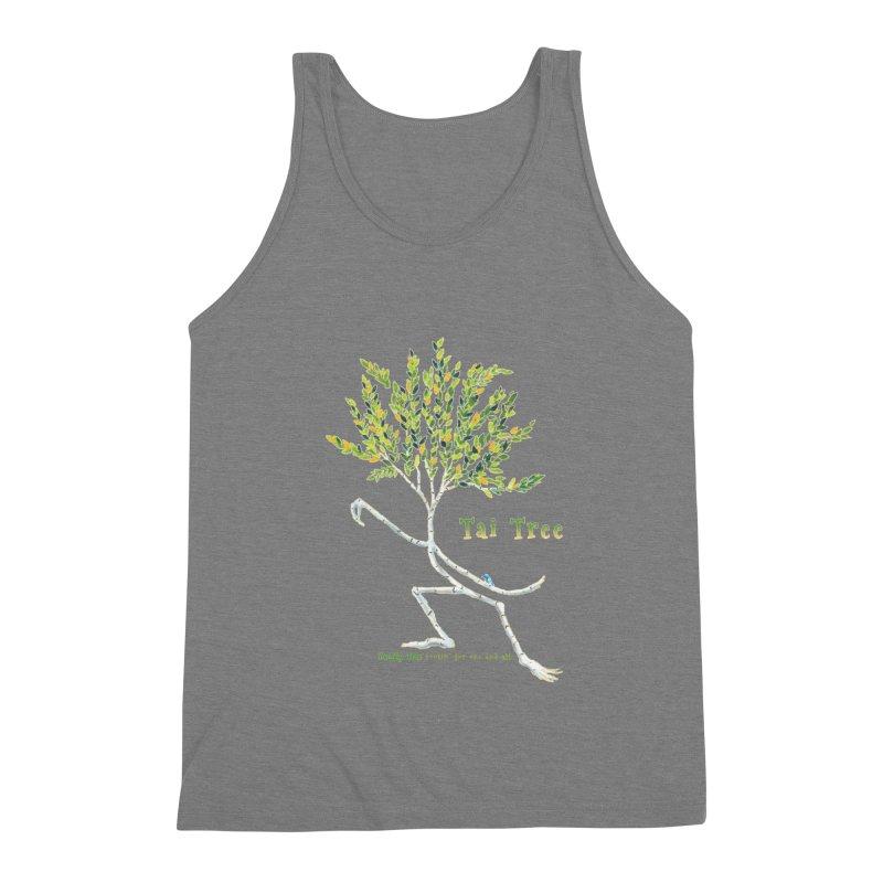 Tai Tree Men's Tank by Family Tree Artist Shop
