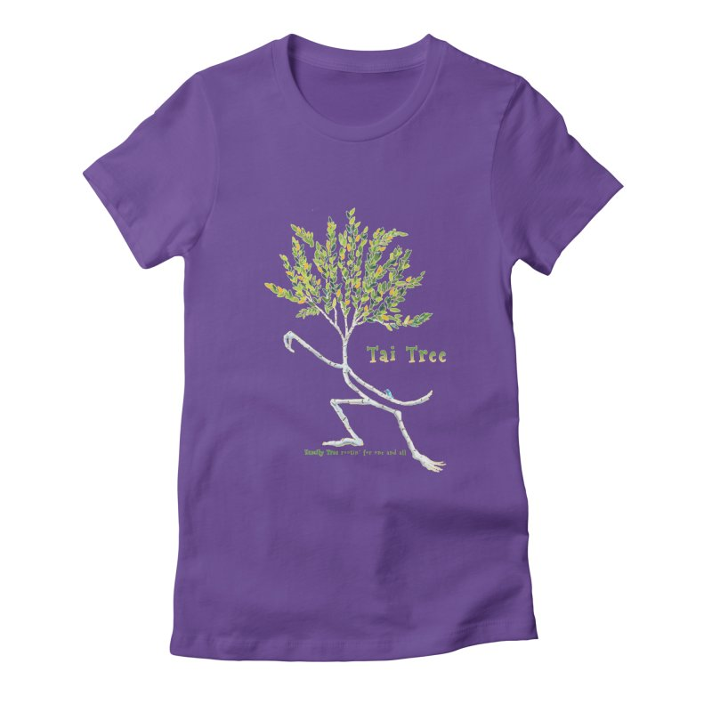 Tai Tree Women's T-Shirt by Family Tree Artist Shop
