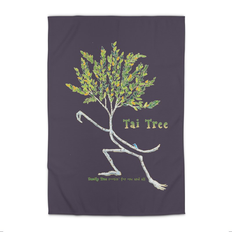 Tai Tree Home Rug by Family Tree Artist Shop