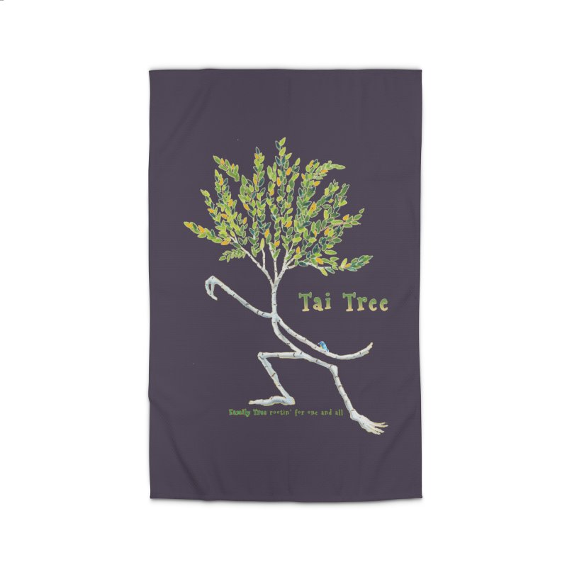 Tai Tree Home Rug by Family Tree Artist Shop