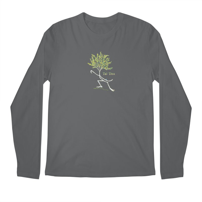 Tai Tree sprig Men's Longsleeve T-Shirt by Family Tree Artist Shop