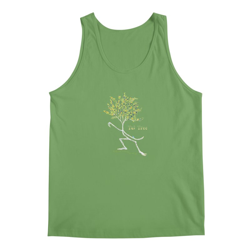 Tai Tree sprig Men's Tank by Family Tree Artist Shop