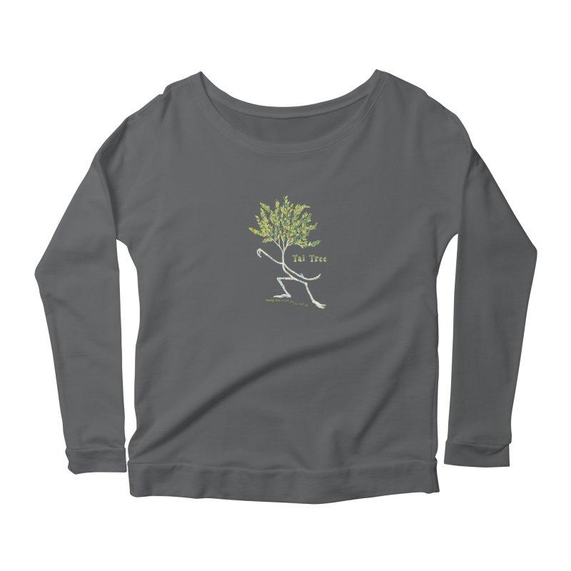 Tai Tree sprig Women's Longsleeve T-Shirt by Family Tree Artist Shop