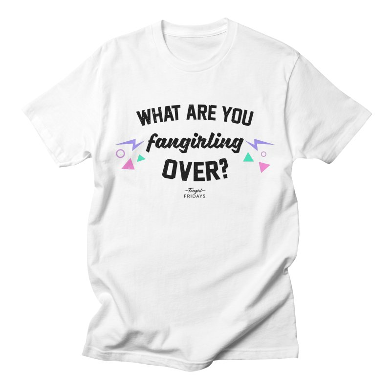 Pop the Question Men's T-Shirt by fangirlfridayspodcast's Artist Shop