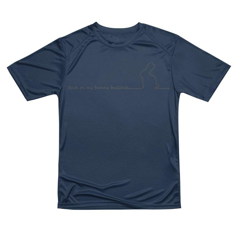 Andromeda - Bunny Bullshit Women's Performance Unisex T-Shirt by Fantastic Worlds Podcast  Shop