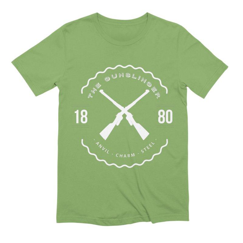 Odessa - White Men's Extra Soft T-Shirt by fantastic worlds pod's Artist Shop